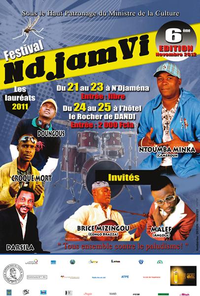 Festival Ndjam Vi 2012