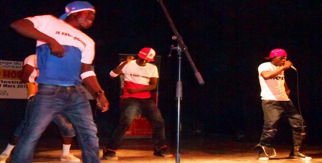 Ndjam Hip Hop 2013 - Rays'kim