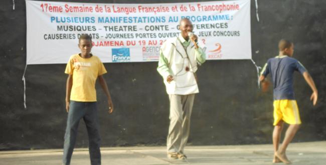 Francophonie 2012