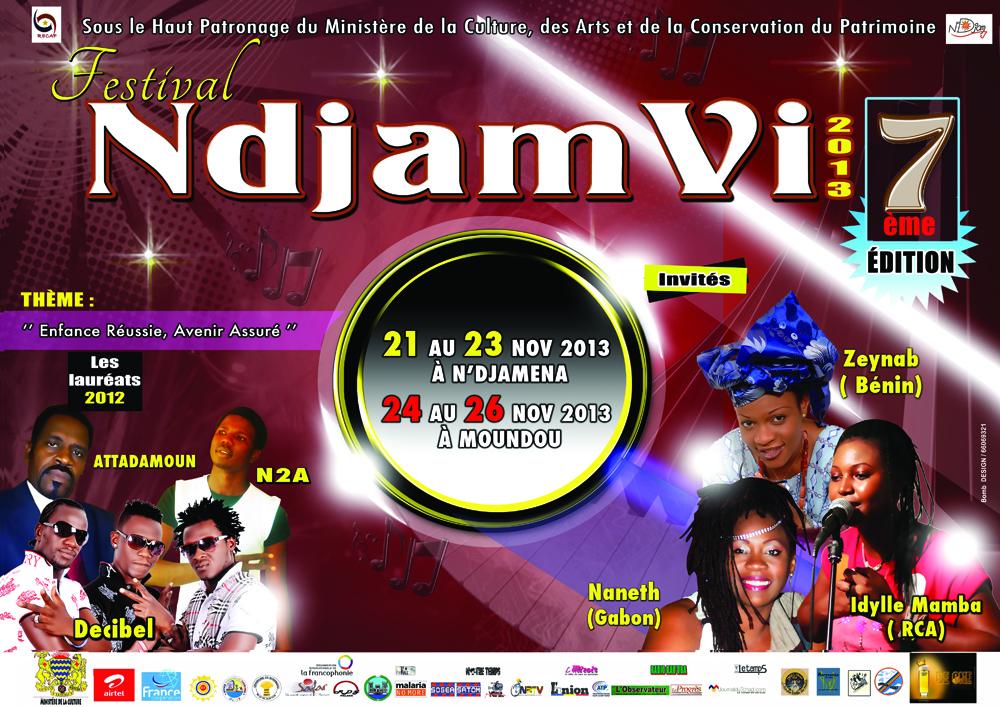Festival Ndjam Vi 2013