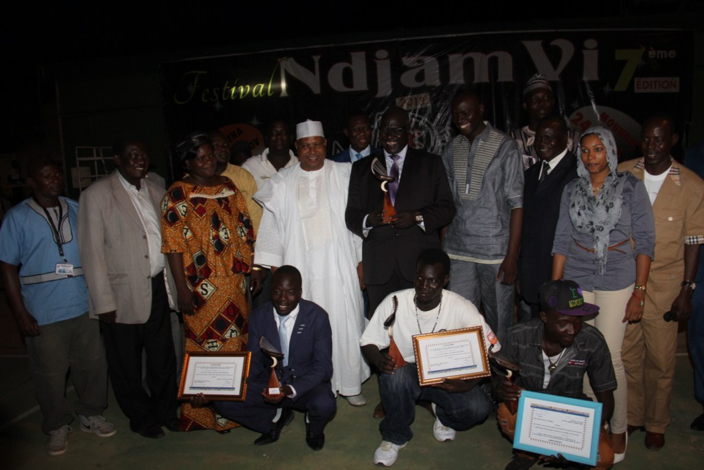 Festival Ndjam Vi 2013 - Les lauréats