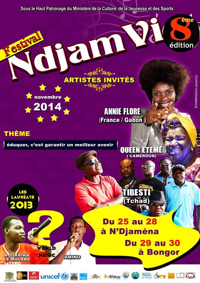 Festival Ndjam Vi 2014