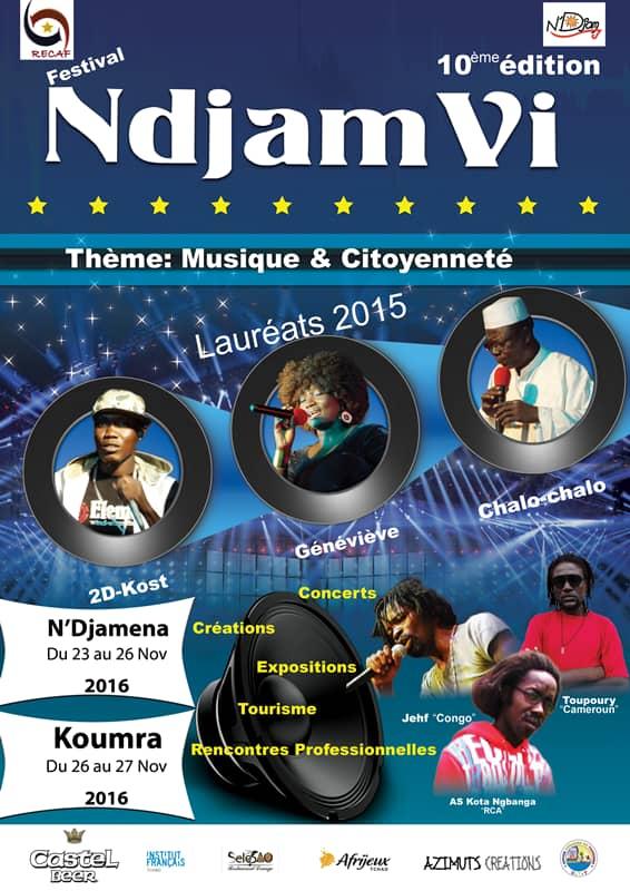 Festival Ndjamvi 2016